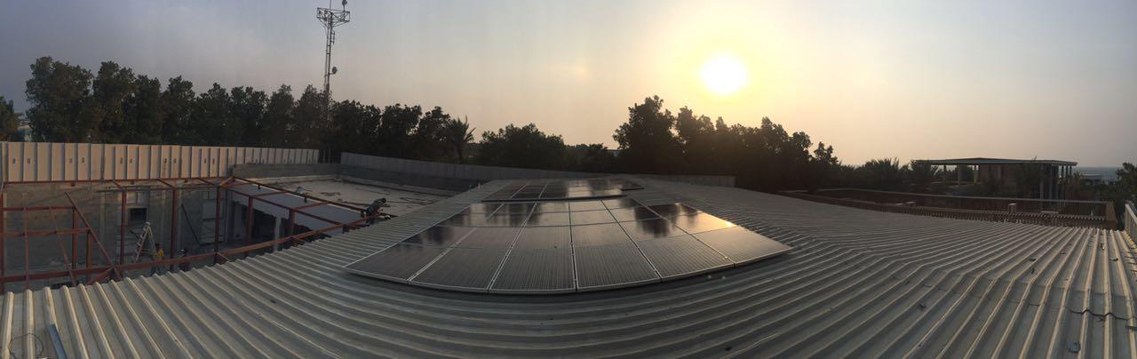 Nurai North solar plant 2