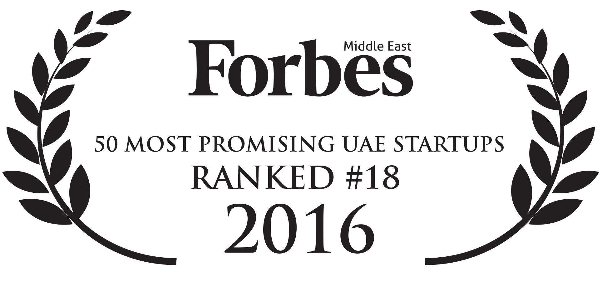 2016 Forbes Most Promising UAE Startups Enerwhere