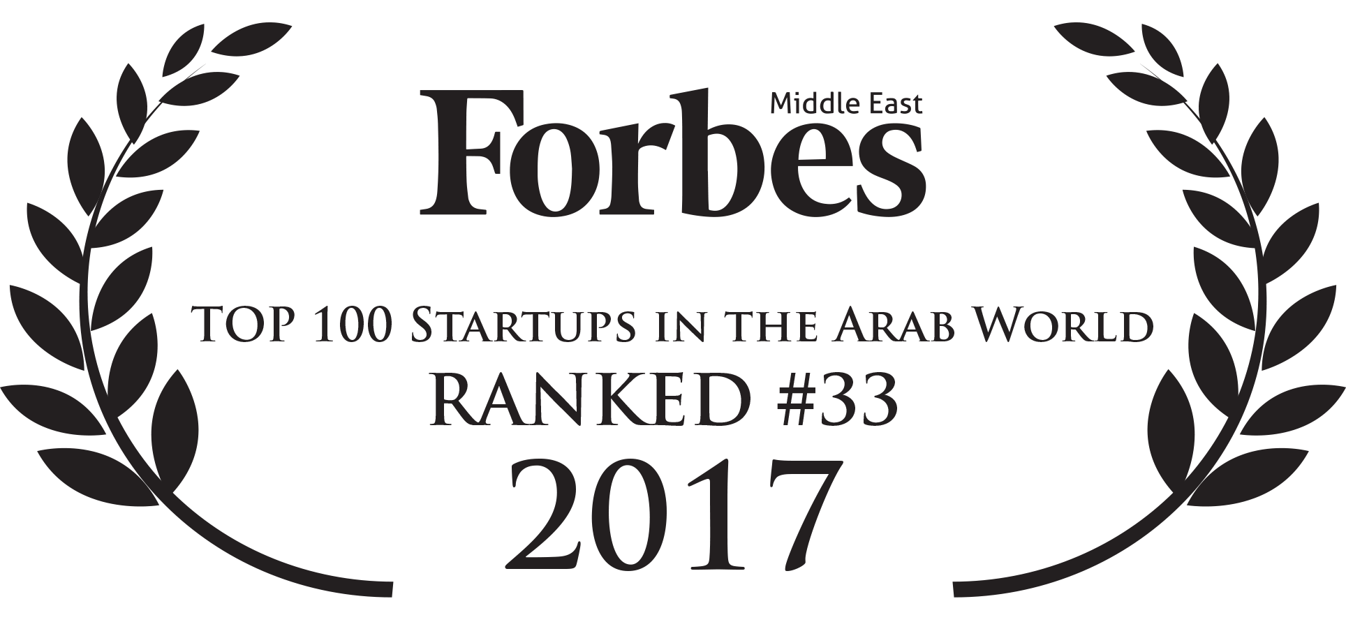 2017 Forbes Top 100 Startups in the Arab World Enerwhere