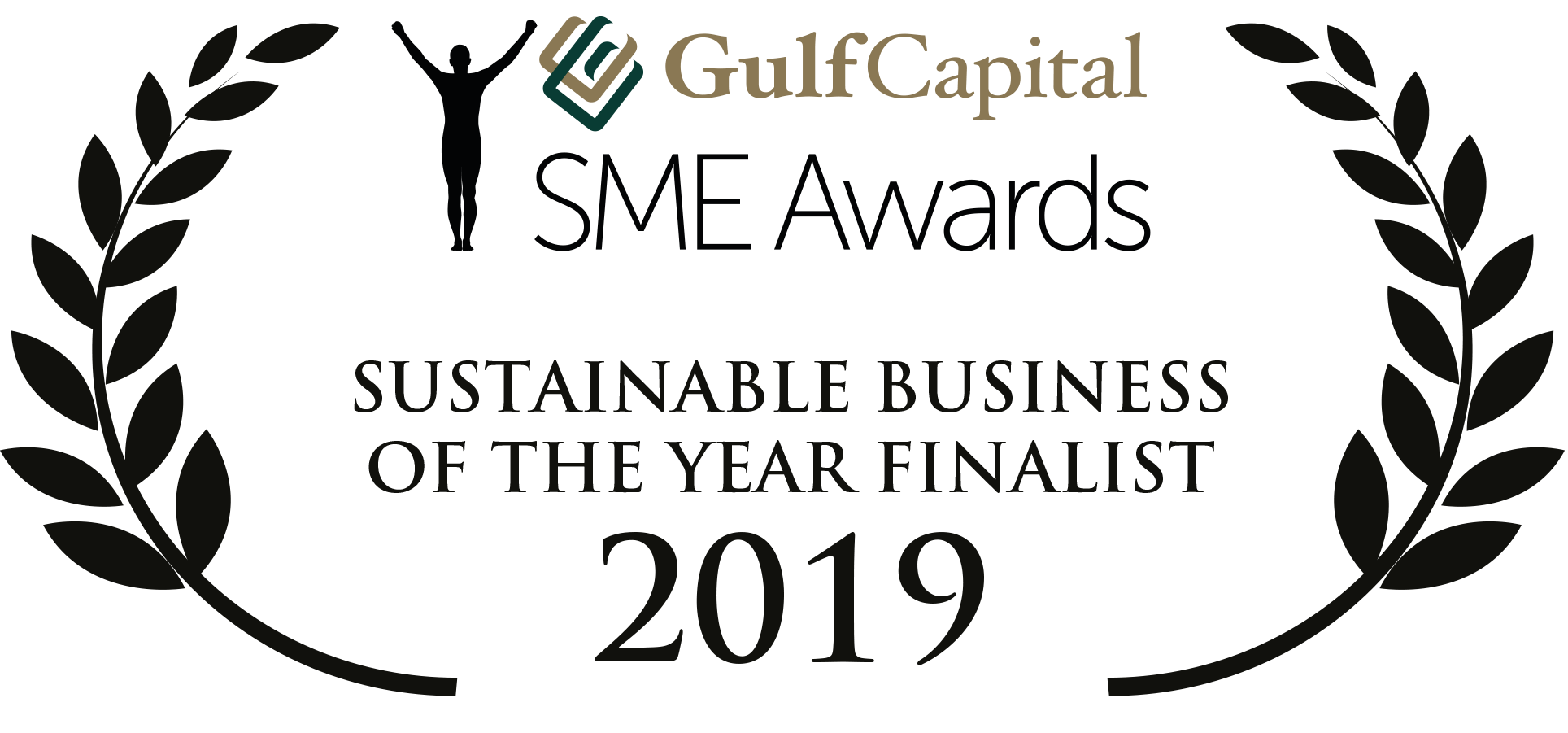 2019 Gulf Capital SME Awards Sustainable Business of the year Enerwhere