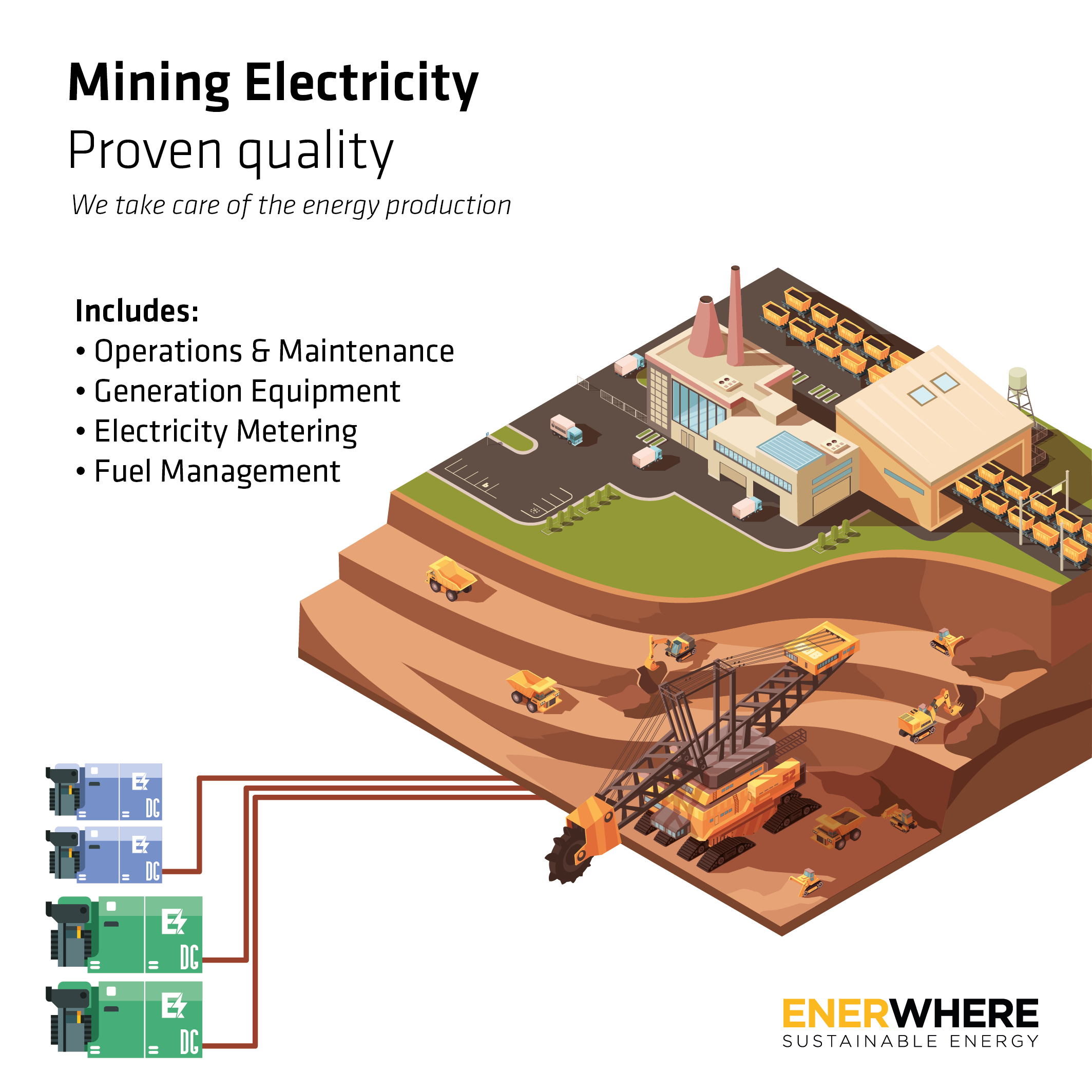 20210121 - Poster Promotion #3 Mining off-grid microgrid hybrid power quarry quarriesFeed