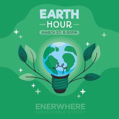 20210322 - Earth Hour Countdown Feed