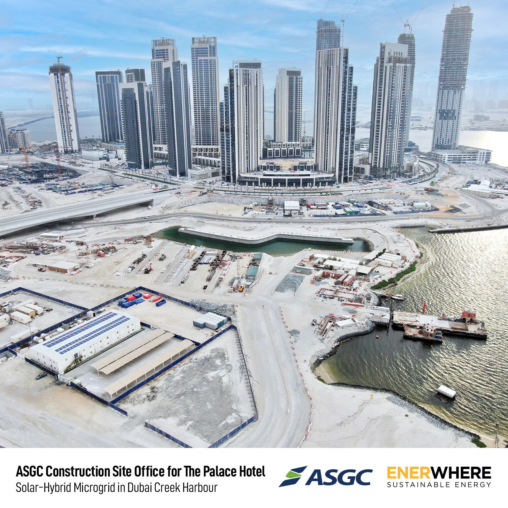 ASGC Contract Signing