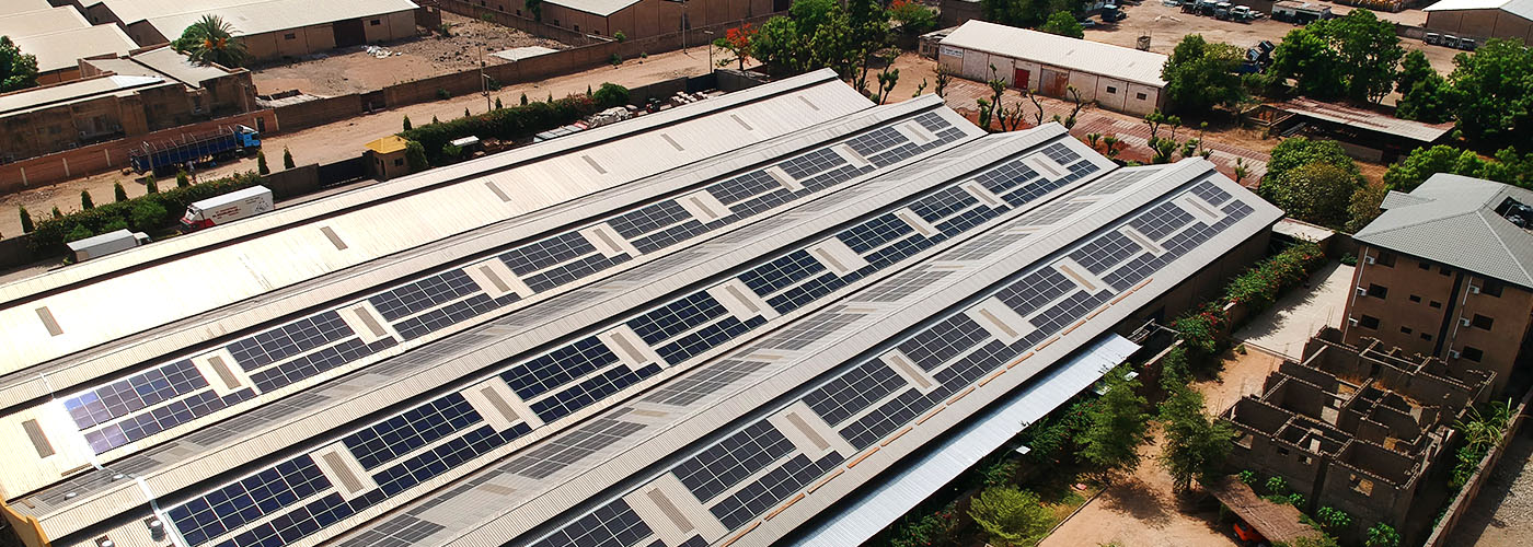 Largest Solar Rooftop Kano Nigeria