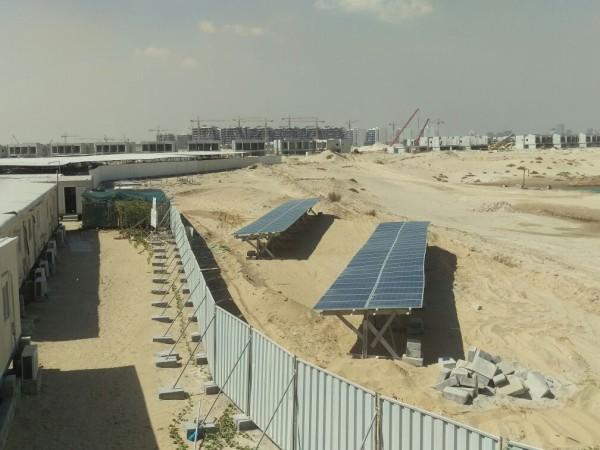 Mudon construction site