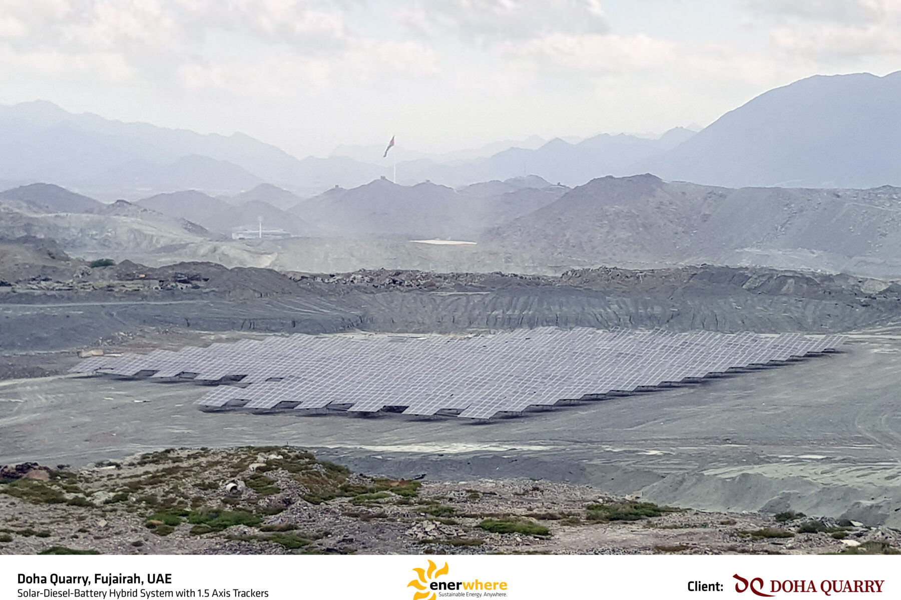 Doha Quarry Mining Fujairah