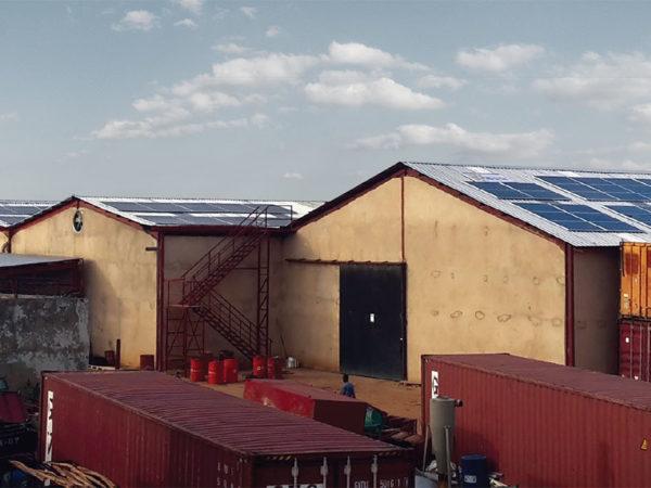 Rumbu Industries Ltd, Kano, Nigeria