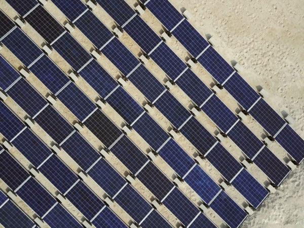 Enerwhere Solar Installation on Zaya Nurai Island